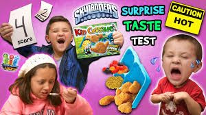 test cuisine skylanders kid cuisine frozen meal taste test review w skylander