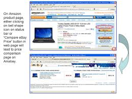 toshiba black friday amazon amabayfox compare amazon and ebay prices add ons for firefox
