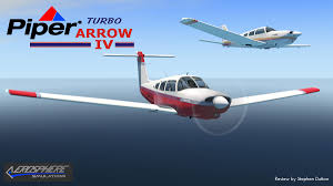 aircraft review piper pa28 turbo piper arrow iv by aerosphere