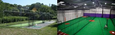 Batting Cage For Backyard by Indoor U0026 Outdoor Batting Cages On Deck Sports