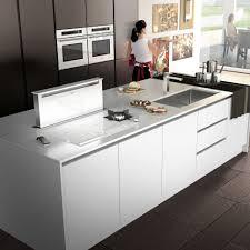 cucine con piano cottura ad angolo beautiful piano cottura ad angolo contemporary idee arredamento