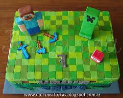 torta minecraft tortas tomy pinterest