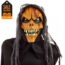 happy halloween mask festival collections online get cheap jigsaw