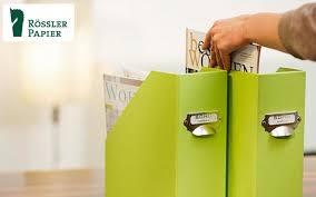 boite bureau tous les produits deco de rössler papier decofinder