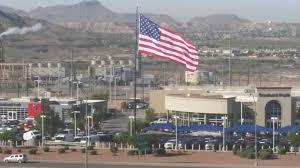 El Paso Texas Flag Sunland Park Dodge Chrysler Jeep Ram 950 Crockett St El Paso Tx
