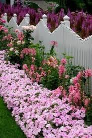Fence Line Landscaping by Pretty Fence Line Eden Gardens U0026 Outdoor Design Pinterest