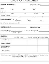Resume Application Form Sample by Best 25 Classroom Job Application Ideas On Pinterest