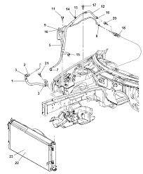 plumbing a c for 2005 dodge stratus sedan mopar parts giant