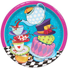Mad Hatter Decorations Mad Hatter Tea Party Supplies
