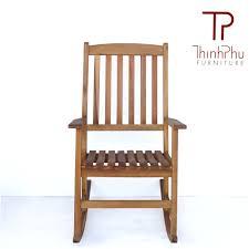 Garden Rocking Chair by Rocking Chair Rockie Thinh Phu Furniture