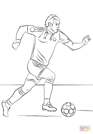 gareth bale coloring page free printable coloring pages
