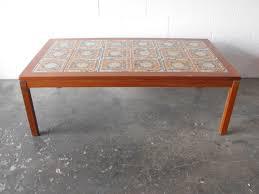 g plan 70 u0027s design tile and teak coffee table amsterdam modern