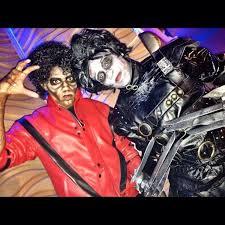 Michael Jackson Halloween Costume Celebrity Halloween Costume Miley Cyrus Lil Kim Ellen