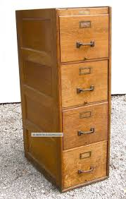 Vintage Oak Filing Cabinet Antique Oak File Cabinet 4 Drawer Antique Furniture