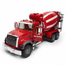 concrete mixer toy truck ozinga store