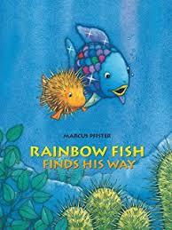 rainbow fish discovers deep sea rainbow fish north south