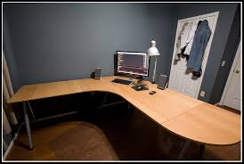ikea desk galant full size of right corner top