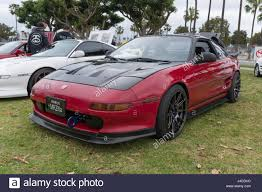 toyota usa 2017 long beach usa may 6 2017 toyota mr2 1993 sw20 on display