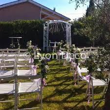 location arche mariage location arche en bois blanc pour vos cérémonies laiques