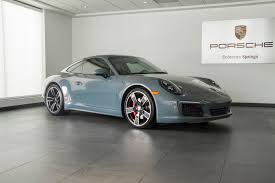 porsche carrera wheels 2017 porsche 911 carrera 4s for sale in colorado springs co p2758