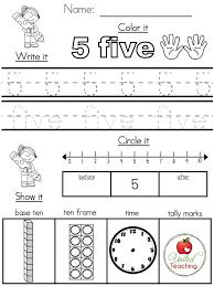 122 best kindergarten worksheets images on pinterest activities