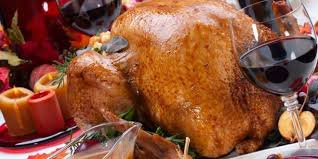 thanksgiving day 3 course prix fixe menu features classic sliced