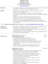 examples of good personal statements for resume esl home work