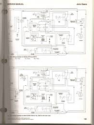 john deere 4450 wiring diagram john deere alternator wiring