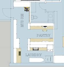 laundry room floor plans home design
