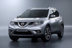 Nissan Rogue Off Road - new nissan rogue x trail compact suv pictures and details