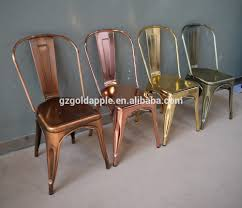 Vintage Metal Patio Furniture For Sale - retro metal chair used for dining room furniture buy dining room