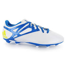 buy football boots adidas adidas messi 15 3 fg junior football boots adidas