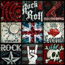 Rock N Roll Crib Bedding Gallery Rock N Roll Drawings Gallery