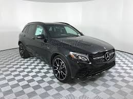 suv benz 2018 new mercedes benz amg glc 43 4matic suv at mercedes benz of