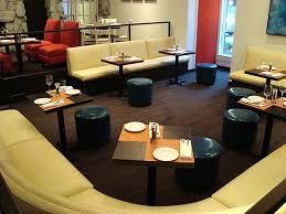 hookah area hospitality interior design truva restaurant