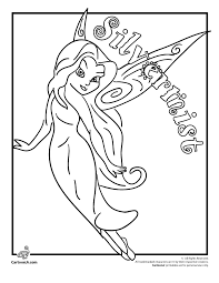 coloring pages rosetta tinkerbell coloring pages ideas