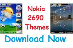 theme maker nokia 2690 nokia mobile themes download 2690 phpbb 2018