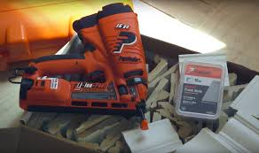 Paslode Roofing Nailer by Paslode Trim Nailer First Look Protradecraft