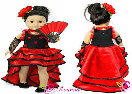 18 Doll Halloween Costumes Arianna Boutique Doll Clothing