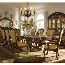 Michael Amini Dining Room Set Aico By Michael Amini Furniture Dining Sets Tables Chairs And