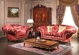 Classic Livingroom Living Room In Classic Style Palace Vimercati Classic Furniture