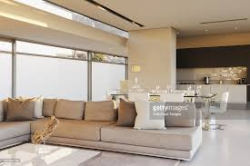modern open floor plan modern open floor plan stock photo getty images