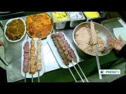 cuisine iranienne cuisine