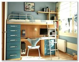 Bunk Bed Desk Ikea Collection Bunk Bed With Desk Ikea Badotcom