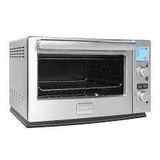 Are Toaster Ovens Safe Frigidaire Professional Stainless 8 Setting 6 Slice Convection