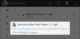 adobe flash player 11 1 for android and install adobe flash player 11 1 on nexus 7 and nexus