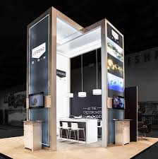 rent photo booth trade show displays custom event booth and exhibit rentals
