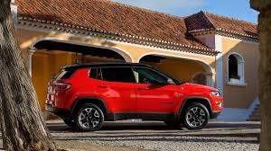 smallest jeep jeep compass trailhawk 2017 review by car magazine