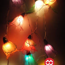 outdoor string lights rain best floral string lights products on wanelo
