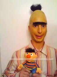 Ernie Bert Halloween Costumes Slice Fried Gold Play U0027s